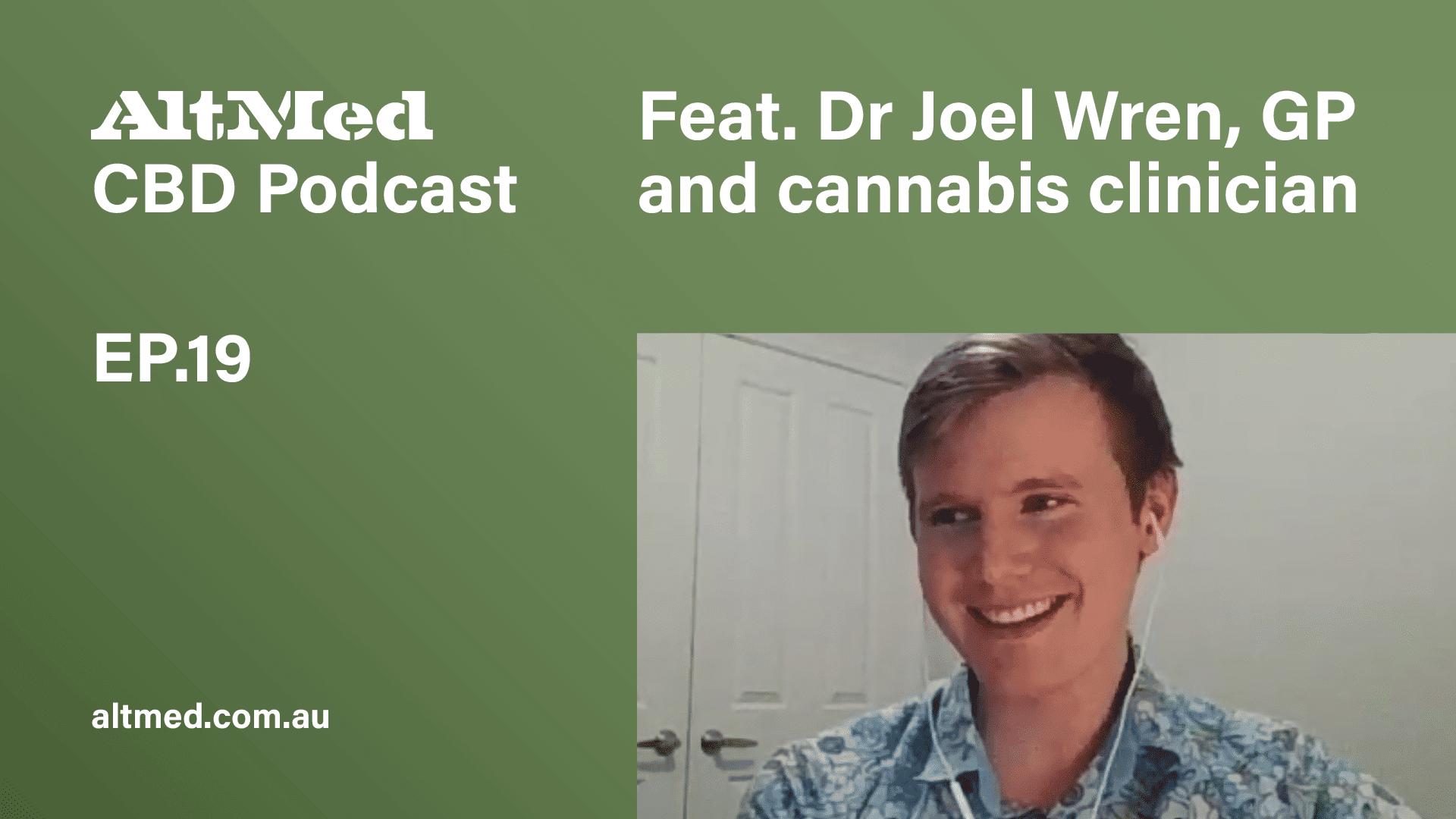 Joel Wren Gp Cannabis Clinician