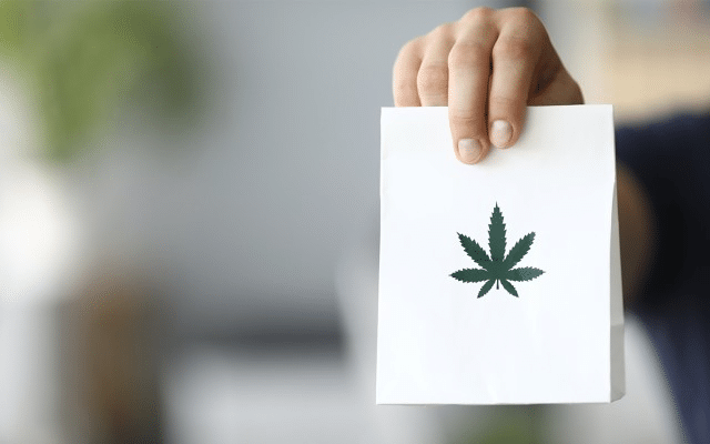 Selling CBD oil over the counter